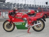 MHR Mille' at Hailwwod TT win ceremony. Daytona 2003